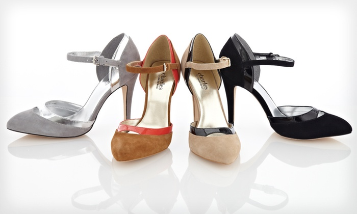 Charles David Cosmo Color Block Pumps: $44.99 for Charles David Color-Block Pumps ($125 List Price). Multiple Options Available. Free Shipping and Returns.