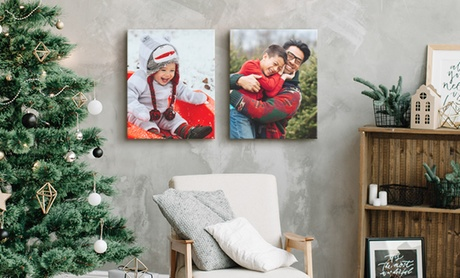 """1, 2, or 3 16""""x20"""" Personalized Premium Canvas Wraps from Canvas on Demand (Up to 88% Off). Free Shipping."""