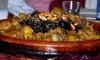 Sarl Les Délices Du Maroc - Marseille: Spécialités marocaines avec entrée, plat et dessert pour 2 ou 4 personnes dès 29,90 € au restaurant Les Délices Du Maroc