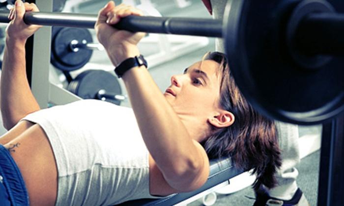 Gladiators Gym - Missouri City: One- or Three-Month All-Inclusive Membership to Gladiators Gym (Half Off)