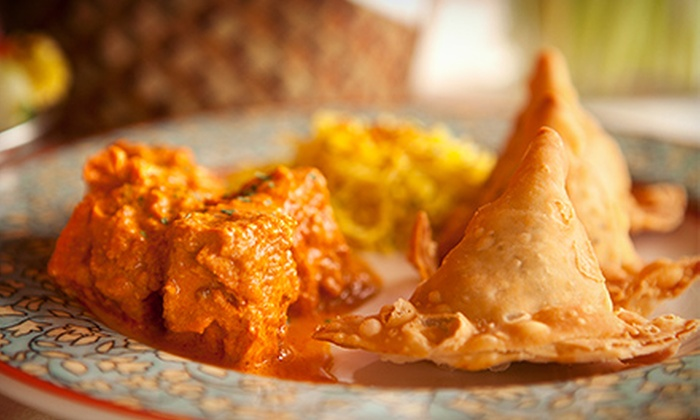The Mumbai Times - Westport: $49 for a Three-Course Indian Dinner for Two with Wine at The Mumbai Times (Up to $102 Value)