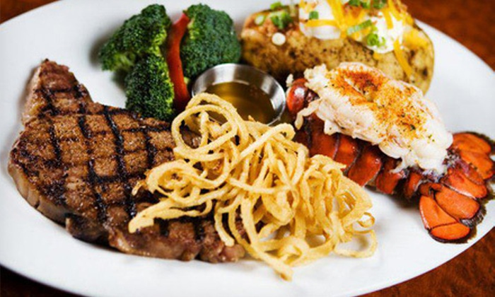 Madeline's Steakhouse & Grill - Sandy: Continental Steak-House Cuisine for Lunch or Dinner at Madeline's Steakhouse & Grill (Half Off). Four Options Available.