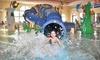 Atlantis Waterpark Hotel - Wisconsin Dells: One-Night Stay at Atlantis Waterpark Hotel in Wisconsin Dells