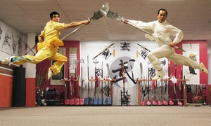 Illinois Shaolin Kung Fu: One or Two Months of Unlimited Martial-Arts Classes with Uniform (86% Off)