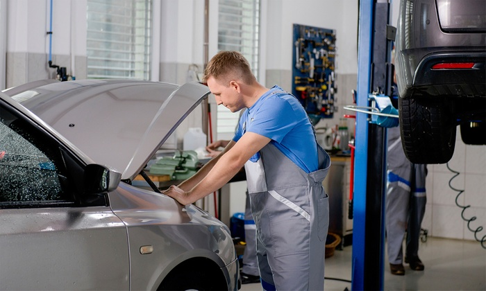 Auto Star Auto Body - Newington: $45 for $250 Toward Automotive Services at Auto Star Auto Body