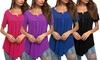 Leo Rosi Women's Melissa Top. Plus Sizes Available.