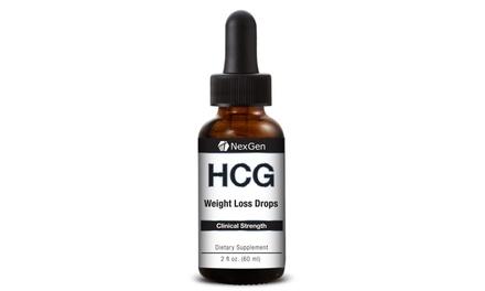 HCG Weight Loss Drops (60 Servings)