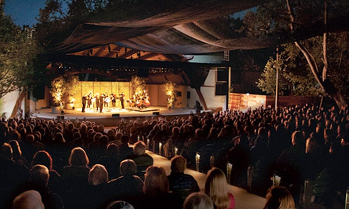 Ojai Music Festival - Ventura County: Outdoor Classical Concert at the Ojai Music Festival at the Libbey Bowl on June 7 or 8 at 8 p.m. (Up to Half Off)