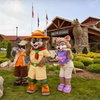 Great Wolf Lodge Water Park Resort in the Poconos