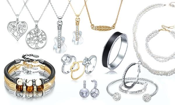 Mestigé Sélection bijoux déstockage ornés de cristaux Swarovski®, livraison  offerte