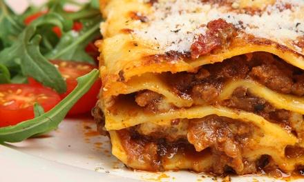 All you can eat pasta con vino