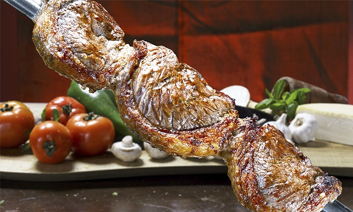 Rodizio Brasil - Vieux-Montréal: All-You-Can-Eat Brazilian Cuisine and Picanha for One or Two at Rodizio Brasil Restaurant (Up to 54% Off)