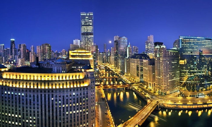 null - Grand Rapids: Stay at Holiday Inn Chicago Mart Plaza Hotel in River North. Dates Available into March.
