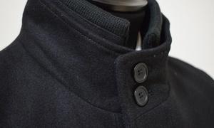 Costumes (BE): Un manteau Traxx pour homme pour 49,50€ avec Costumes