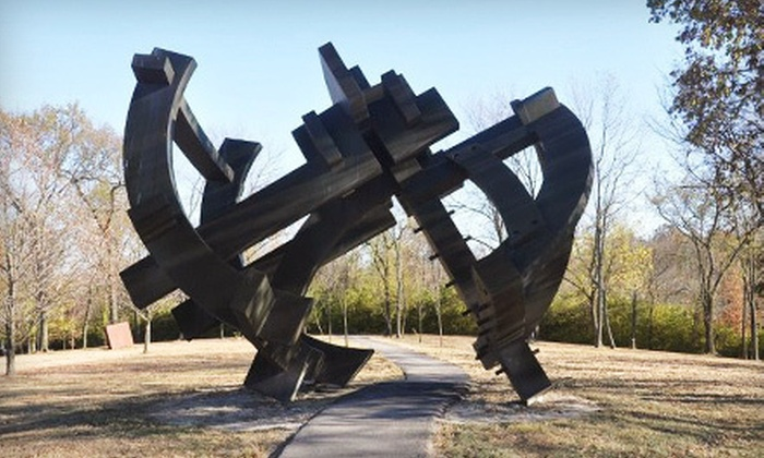 Pyramid Hill Sculpture Park - Hamilton: Pyramid Hill Sculpture Park for One, Two, or Four, or One-Year for Family (Up to 56% Off)