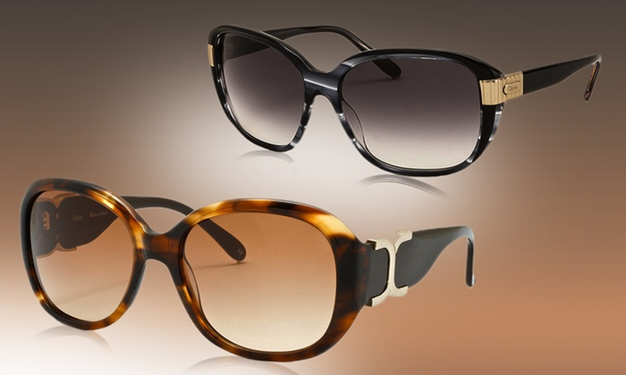 Chloé Women's Sunglasses: Chloé Women's Sunglasses. Multiple Styles Available. Free Returns.