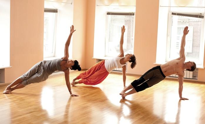 5, 10, or 30 Drop-In Bikram Hot Yoga Classes at Bikram Yoga Arlington (Up to 65% Off)