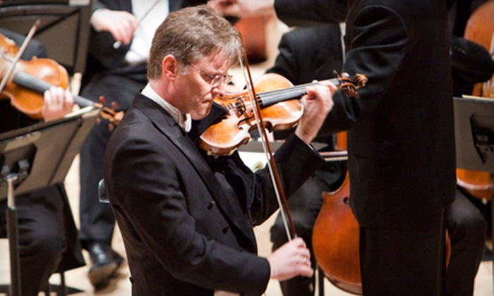 Chicago Philharmonic Orchestra - Multiple Locations: One, Two, or Five Chicago Philharmonic Orchestra Concerts at Pick-Staiger Hall and Nichols Concert Hall (Up to Half Off)