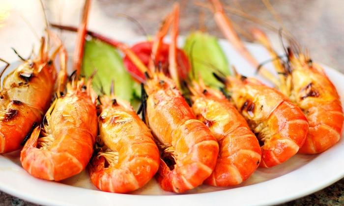 King's Shabu Shabu - Mccully - Moiliili: Shabu-Shabu and Cajun Seafood at King's Shabu Shabu (Up toHalf Off). Two Options Available.