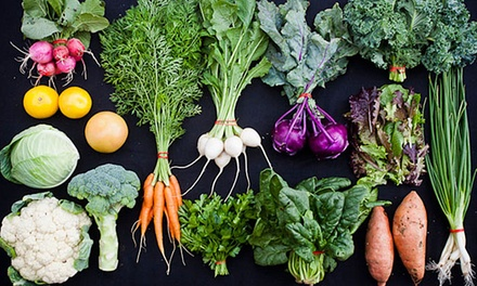 One-Year Produce Membership - JBG Organic Inc. | Groupon