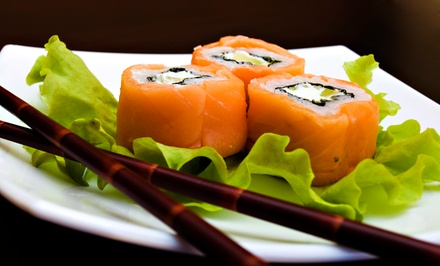 $15 for $30 Worth of Japanese Cuisine at Kampai Japanese Restaurant