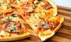 Up to 49% Off at Rocky's Pizzeria