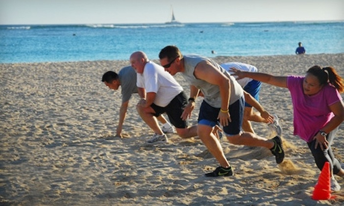SOHI Fitness - Ala Moana - Kakaako: One or Two Months of Unlimited Boot-Camp Classes at SOHI Fitness (Up to 86% Off)