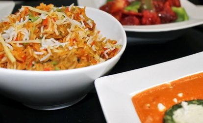 image for $15 for $25 Toward Indian Dinner for Two at India Garden <strong>Restaurant</strong>