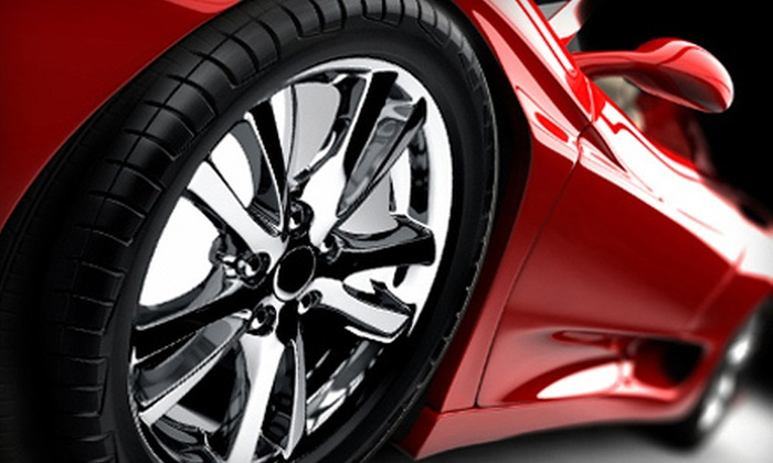 Top Gun Auto Detail and Reconditioning - Burnsville: Auto Detailing with Complimentary Scotchgard Service at Top Gun Auto Detail and Reconditioning in Burnsville (Up to 51% Off). Four Options Available.