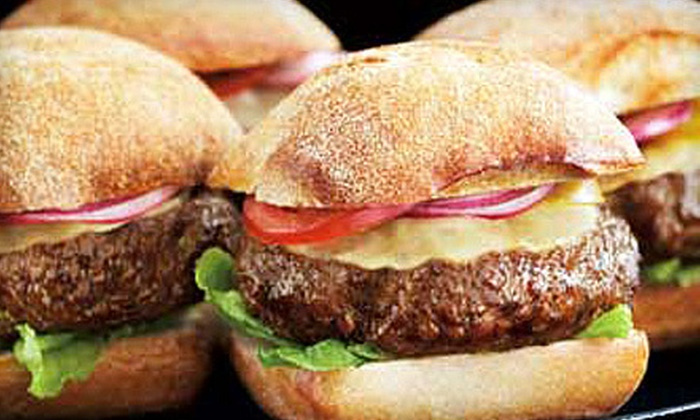 La Cense Beef: $49 for 24 Grass-Fed Steakburger Patties with Shipping from La Cense Beef ($99.96 Value)