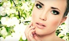 In The Name Of Beauty - Madeline Court: One, Two, or Three Facial Packages with Foot Massages at In The Name of Beauty (Up to 81% Off)