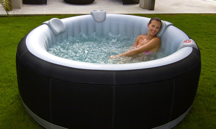 Spa gonflable groupon shopping - Jacuzzi gonflable 2 places ...