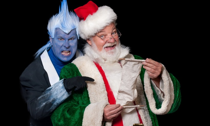 """X-Mas Men"" - The Off Broadway Theatre: ""X-Mas Men"" for Two at The Off Broadway Theatre, November 21–December 27 (Up to 31% Off)"