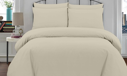 Pieridae NonIron Duvet Cover Set