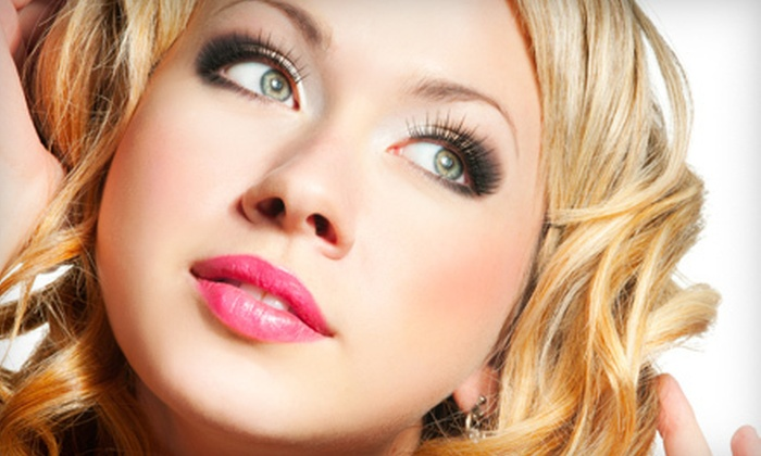 Skin N Beyond - Coral Springs: Full Regular Set of Eyelash Extensions, Full Mink Set, or Mini Set at Skin N Beyond (Up to 63% Off)