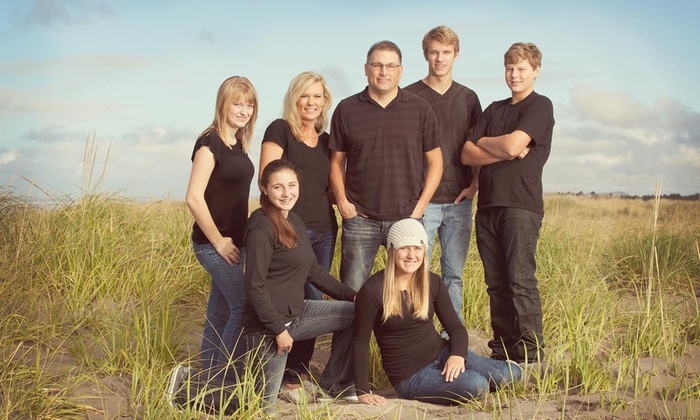 Hnh Photography - Billings / Bozeman: 30-Minute Family Photo Shoot from HNH Photography (70% Off)