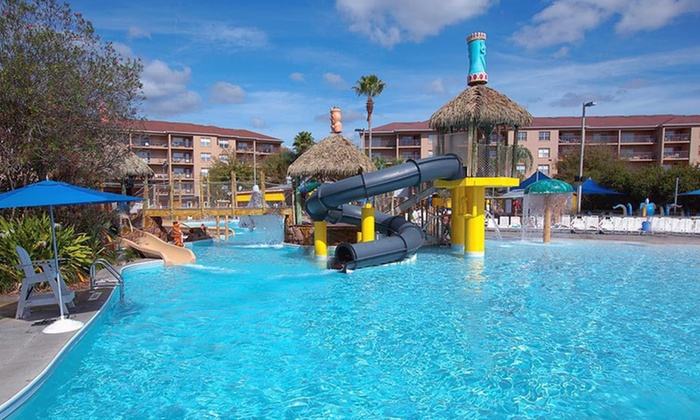 Liki Tiki Village Resort - Citrus Ridge: Two- or Three-Night Stay at an Island One Condo in Greater Orlando, Florida