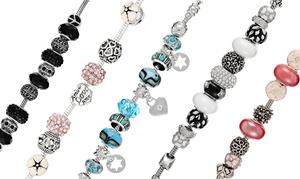 Bracelets charms cristaux Swarovski®