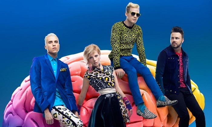 Neon Trees - Toyota Oakdale Theatre: Neon Trees Ticket Package at The Dome at Oakdale on July 10 at 8 p.m. (Up to 51% Off)