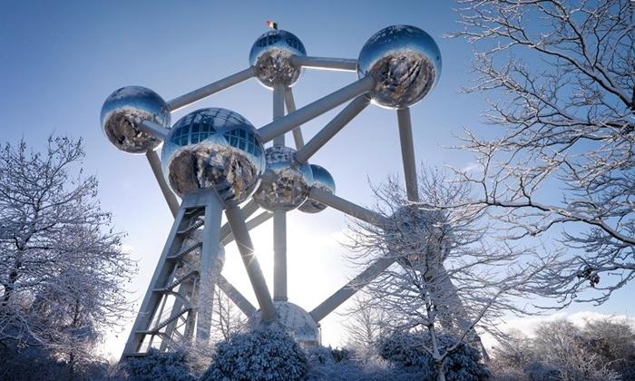 Atomium - Atomium: Une entrée pour adulte ou enfant dès 4,90 € pour visiter l'Atomium