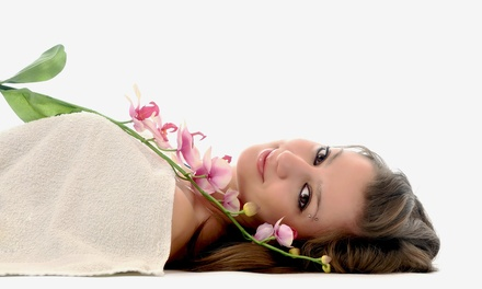 $149 for Three Noninvasive Radio-Frequency Face-Lifts at Precision Laser Spa ($405 Value)