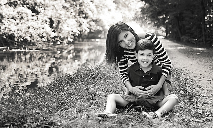 """Sarah Alice Photography - Sarah Alice Photography: $85 for a One-Hour On-Location Photography Session with 11""""x14"""" Print from Sarah Alice Photography (225 Value)"""
