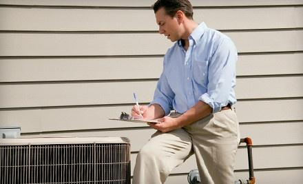 $49 for an Air-Conditioner Cleaning and Tune-Up from KC A/C Heating, Plumbing and Rooter ($169 Value)