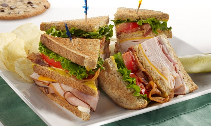 McAlister's Deli - Multiple Locations: $6 for $12 Worth of Sandwiches, Spuds, and Salads at McAlister's Deli