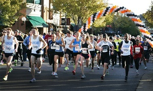 Deer Park Community Center: Entry for One or Two to Goblin Gallop 5K Run or Kid's Monster Mile on Saturday, October 10 (Up to 50% Off)