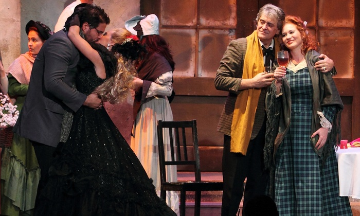 """La Boheme"" - Ruth Eckerd Hall: ""La Boheme"" at Ruth Eckerd Hall on Friday, January 30, at 7:30 p.m. (Up to 50% Off)"