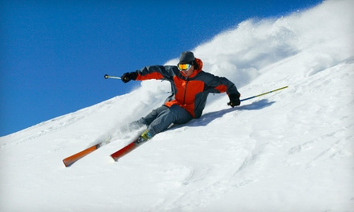 Mt. Waterman - La Canada Flintridge: Lift Tickets for One or Two or a Lift-Ticket Package for Two or Four at Mt. Waterman (Up to 63% Off)