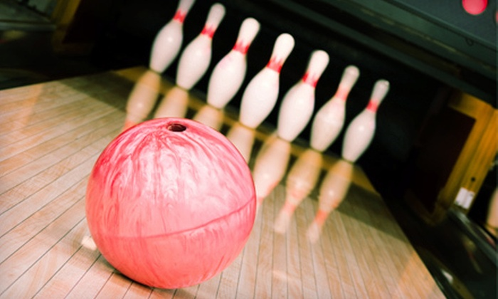 Park Lanes Family Entertainment Center - Hillsboro: $25 for Two Hours of Bowling for Up to Six at Park Lanes Family Entertainment Center in Hillsboro (Up to $75 Value)