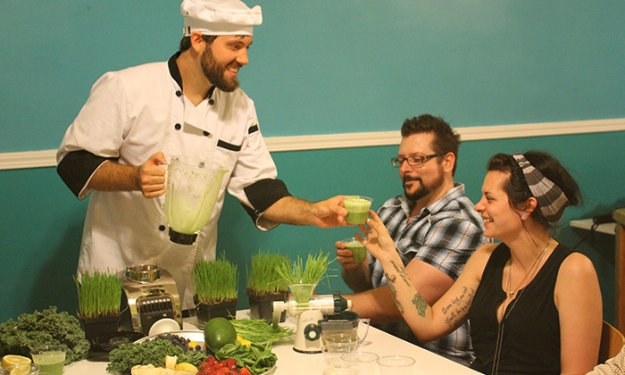 Sippy Bears - Cincinnati: Juicing Class for 2 or Party for 10 at Sippy Bears Up to 51% Off)