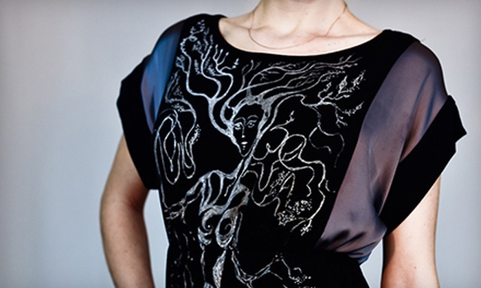 Body Mind Art: $20 for $40 Worth of Handmade Clothing and Art from Body Mind Art